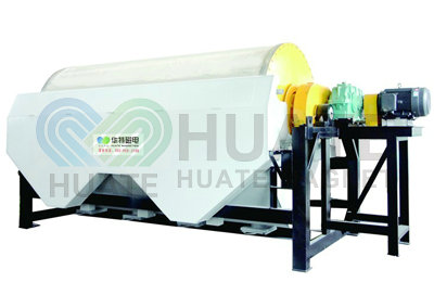 Series CTB Permanent-Magnetic Drum separator