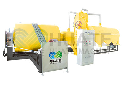 Dry Quartz-Processing Equipment