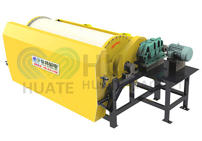 Series JCTN Raising Cocentrate grade and Decreasing Dregs Content Drum Permanent Magnetic Separator