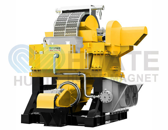 Global Third generation Vertical High Gradient Magnetic Separator (Forced oil Cooling circulation)